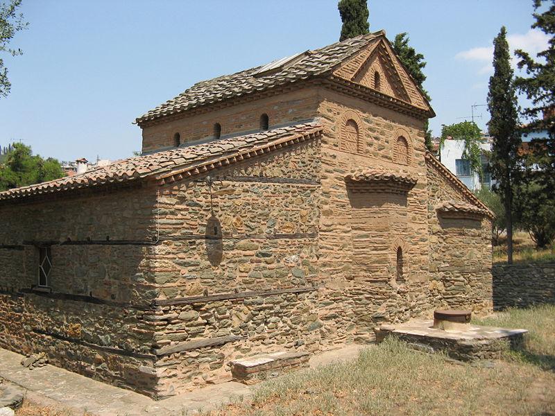 Agios Nikolaos Orfanos, Thessaloniki, Greece