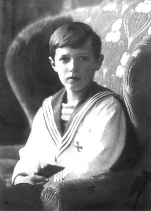 photo of Tsarevich Alexei of Russia